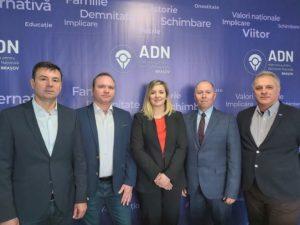 Conducerea Alternativei pentru Demnitate Națională Brașov, validată prin vot