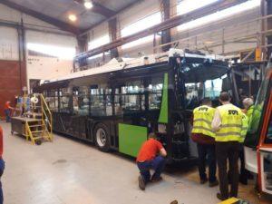 O singură ofertă pentru achiziția a încă 20 de autobuze electrice