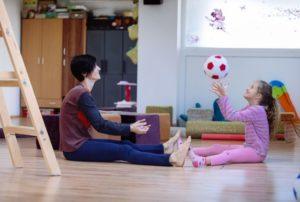 Lavinia Cătălin: Jucându-te liber alături de copilul tău, te descoperi și pe tine