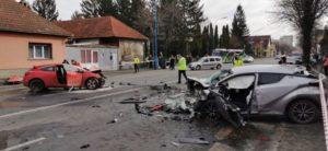 Cine este de vină pentru tragedia de pe strada Aurel Vlaicu? FOTO cadru cu cadru