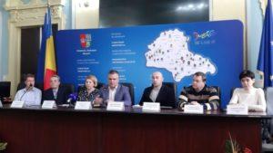 VIDEO Intră prefectul, șeful Consiliului Județean Brașov și șefii unor spitale în autoizolare??