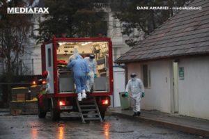 România a înregistrat al 13-lea deces în această dimineață