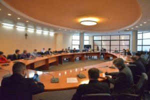 Întâlnire la Primăria Brașov pentru a stabili cadrul de acțiune al voluntarilor pentru persoanele vulnerabile