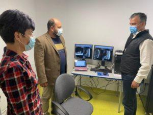 FOTO+VIDEO Aparat medical de ultimă generație, pentru Spitalul Clinic de Neurologie și Psihiatrie din Brașov