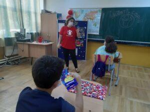 Program de recuperare educaţională a copiilor vulnerabili din Prejmer și Viștea de Jos, implementat de Salvați Copiii