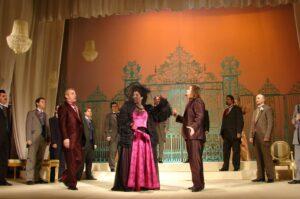 Programul spectacolelor, la Opera Brașov