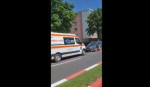 VIDEO Minor lovit de mașină!