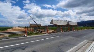 VIDEO Stadiul lucrărilor la Autostrada Râșnov – Cristian