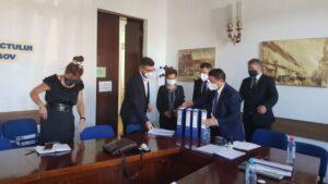 Lista scurtă a PMP Brașov pentru Consiliul Județean