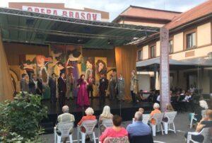 Evenimente estivale, la Opera Brașov