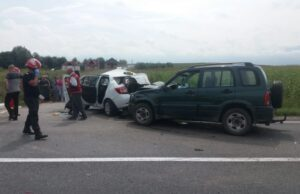 Accident pe DN1. O persoană a decedat