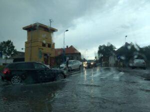 VIDEO+FOTO Brașovul, din nou, sub ape!