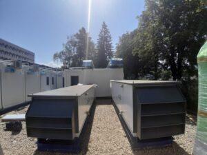 VIDEO A fost stabilit personalul care va lucra la spitalul modular COVID din Braşov