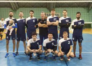 Volei Masculin: CSU Brașov începe sezonul cu un meci în Cupa României