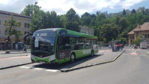 RAT Brașov modifică traseul liniei 36