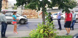 Accident cu victimă, în Brașov