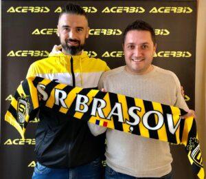 SR Brașov a transferat un fundaș cu experiență