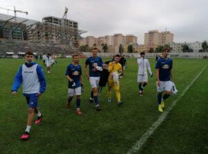 Kids Tâmpa Brașov, primul succes la seniori, chiar pe propriul teren!