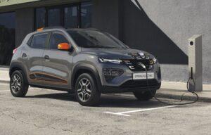 VIDEO Dacia Spring, primul model 100% electric al mărcii românești