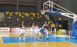 Olimpia CSU Brașov a debutat cu o victorie în noul sezon al Ligii Naționale de baschet feminin