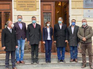 Finanţare pentru patru colegii centenare din județul Brașov