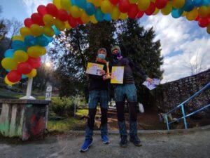 Ziua Internațională a Voluntariatului sărbătorită într-un mod inedit la Brașov