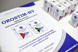 Institutul Cantacuzino scoate pe piață Orostim-HV – supliment alimentar pentru imunitate