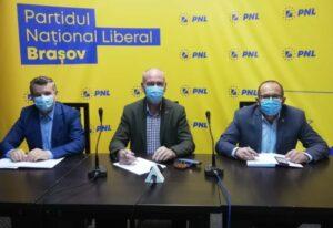 ÎN DIRECT Conferință de presă la PNL Brașov