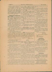 """Document inedit despre gripa spaniolă, la Muzeul """"Casa Mureșenilor"""". Asemănări cu pandemia de coronavirus de azi"""
