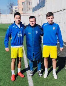 FOTBAL: Doi juniori de la Corona Braşov, convocați la lotul național!