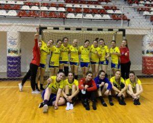 Junioarele 1 de la Corona au câștigat cu scorul de 33-20 (15-11), meciul cu ACS Sepsi SIC Sfântu Gheorghe