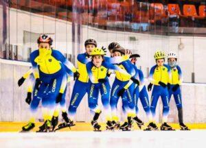 Patinatorii juniori și copii ai Coronei au plecat spre Zakopane, pentru Campionatele Naționale pe probe și poliatlon