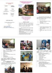 Oferta educațională 2021-2022, SPS Codlea