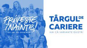 Târgul de Cariere din 2021 are loc la Brașov, în luna aprilie