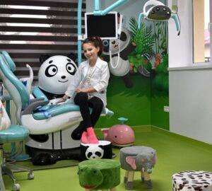 Cel mai bun dentist pentru copii?