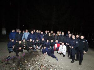 VIDEO – FOTO Jandarmii din Brașov, petrecere în pandemie