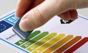 Se schimbă etichetele pentru clasa energetică a electrocasnicelor