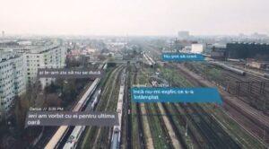 VIDEO Atenție, brașoveni! Selfie-urile pe tren iau vieți, nu like-uri!