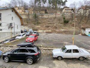 Parcarea viitorului hotel Radisson Blu Aurum se va construi anul acesta pe un teren 100% privat