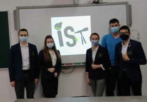 Elevii de la Colegiul Național Andrei Șaguna s-au remarcat, din nou, la un concurs internațional!