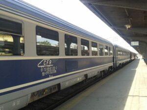 CFR Călători introduce un nou tren pe ruta Braşov-Bucureşti
