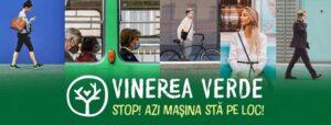 """Ministerul Mediului lansează campania """"Vinerea Verde"""". O zi pe săptămână fără mașină"""