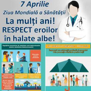 Educație Juridică Brașov – 7 aprilie Ziua mondială a sănătăţii