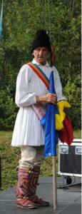 Mircea Ilie, cel mai bătrân călușar din Râșnov s-a stins din viață la vârsta de 93 de ani