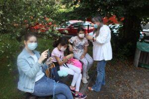 Program de educație muzeală pentru elevi. Activitățile se vor desfășura în aer liber