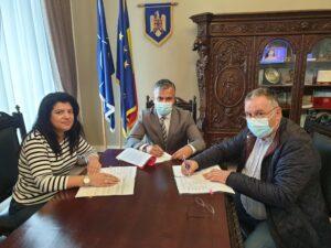 Un nou contract semnat pentru Aeroportul Internațional Braşov – Ghimbav