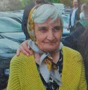 Femeie în vârstă de 77 de ani căutată de polițiști