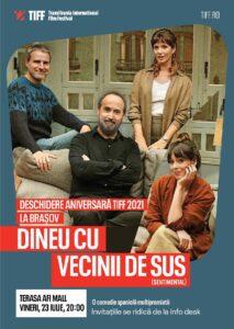 AFI aduce TIFF în premieră, la Brașov, în perioada 23 – 25 iulie