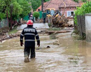 Trei grădiniție din Brașov, afectate de inundații. Guvernul alocă bani pentru reparații