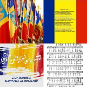 """29 iulie- """"Ziua Imnului Naţional al României – Deşteaptă-te, române!""""."""